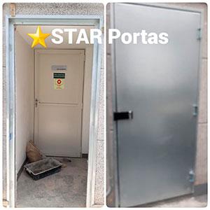 Portas Corta Fogo NBR 11742