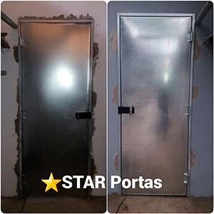 Fábrica de Porta Corta Fogo