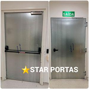 Portas para Saída de Emergência